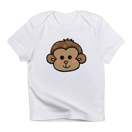 Monkey Face Infant T-Shirt
