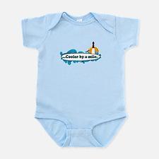 Avalon NJ - Surf Design Infant Bodysuit