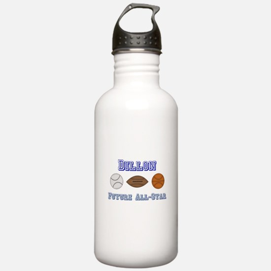 Dillon - Future All-Star Water Bottle