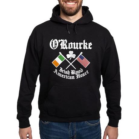 O'Rourke - Hoodie (dark)