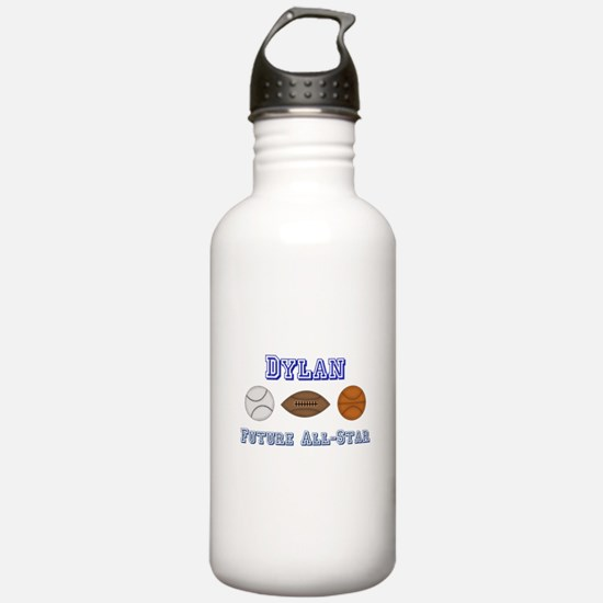 Dylan - Future All-Star Water Bottle