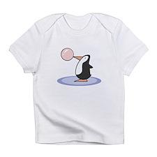 Bubble Gum Penguin Infant T-Shirt