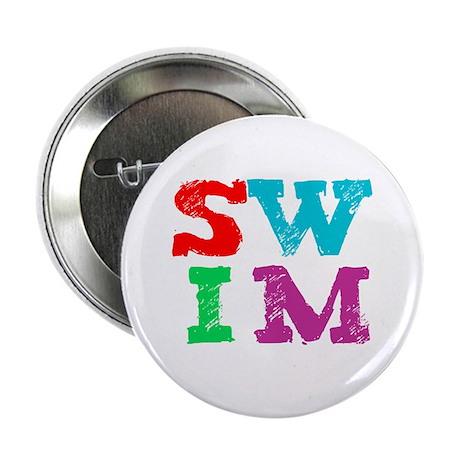 "SWIM 2.25"" Button (100 pack)"