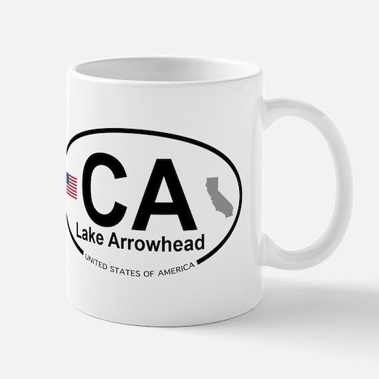 Lake Arrowhead Mug