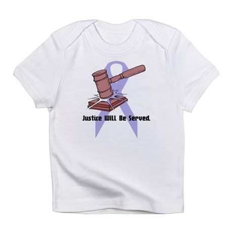 Domestic Violence Justice Infant T-Shirt