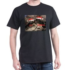 Bah Humbug Santa Turtles T-Shirt