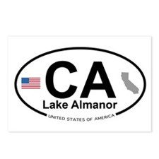 Lake Almanor Postcards (Package of 8)