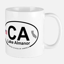Lake Almanor Mug