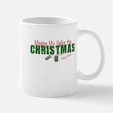 Missing my Sailor Navy Wife Mug