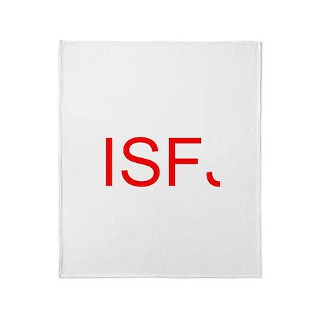 ISFJ Throw Blanket