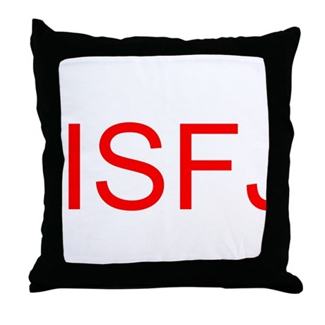 ISFJ Throw Pillow