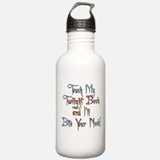Fun Twilight Book Water Bottle