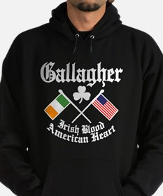 Gallagher - Hoodie (dark)