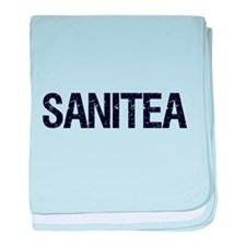 Sanity, Pro Tea-Party baby blanket