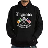 Fitzpatrick family Hoodie (dark)