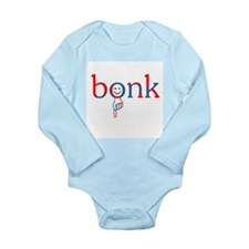 BONK Long Sleeve Infant Bodysuit