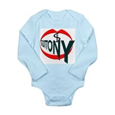 Gluttony Long Sleeve Infant Bodysuit