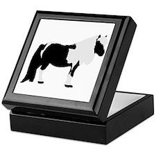 Pinto Stylized Keepsake Box