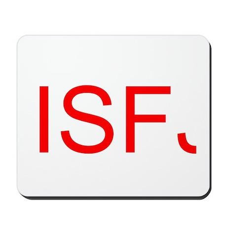 ISFJ Mousepad