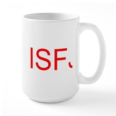 ISFJ Large Mug