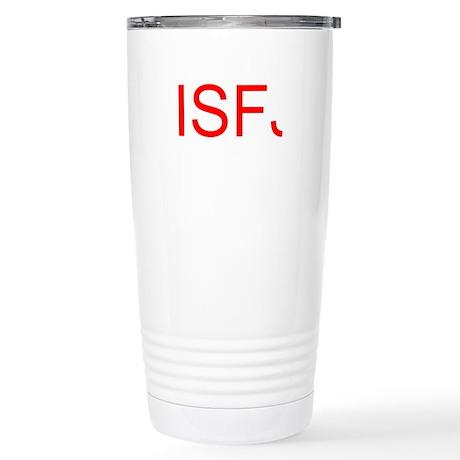 ISFJ Stainless Steel Travel Mug
