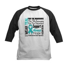 Ovarian Cancer Tribute I Wear Tee