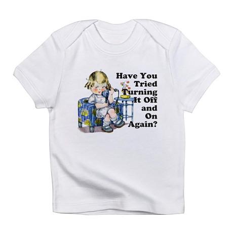 Funny IT Infant T-Shirt