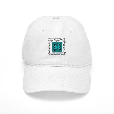 Ovarian Cancer HopeInspireFaith Cap