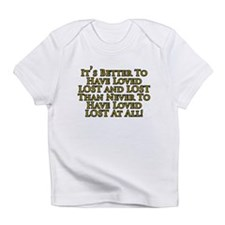 Loved LOST Infant T-Shirt