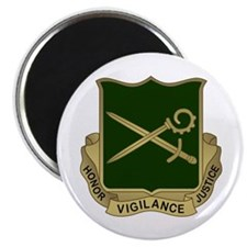 "Unique Military police 2.25"" Magnet (100 pack)"