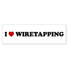 I Love Wiretapping (Bumper)