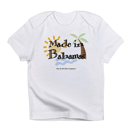 Made in Bahamas Infant T-Shirt