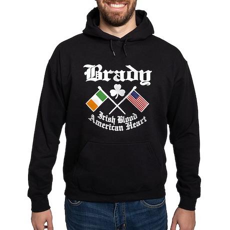 Brady - Hoodie (dark)