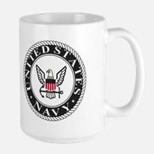 Boatswain's Mate Second Class 15 Ounce Mug