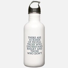 There are 10 kinds Water Bottle