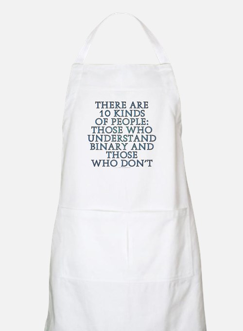 There are 10 kinds Apron