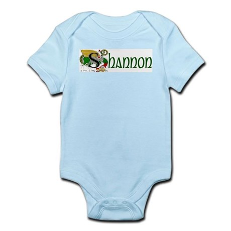 Shannon Celtic Dragon Infant Creeper