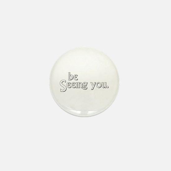 Cute You Mini Button