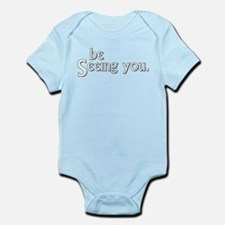 Funny Seeing Infant Bodysuit