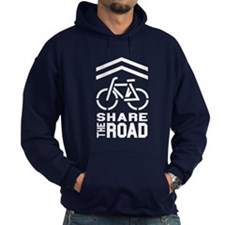 SHARROW (on Front Only) Hoodie