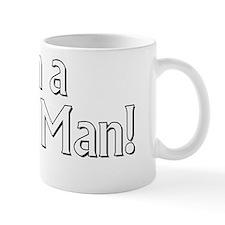 Cute I am number four Mug