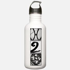 New Orleans H20 Water Bottle