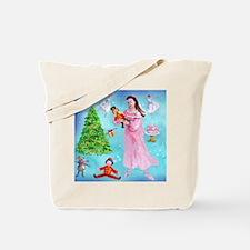 Nutcracker & Clara Tote Bag