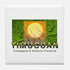 ABH Timucuan Tile Coaster