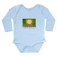 ABH Timucuan Long Sleeve Infant Bodysuit