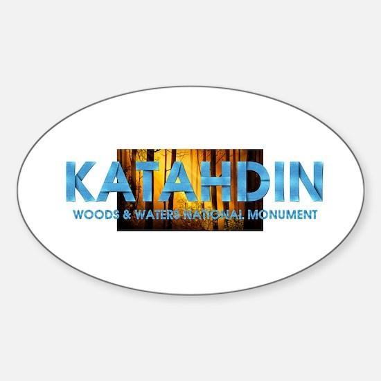ABH Katahdin Sticker (Oval)