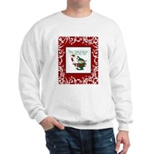Naughty Elf Sweatshirt