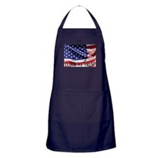 IN GOD WE Still TRUST Apron (dark)
