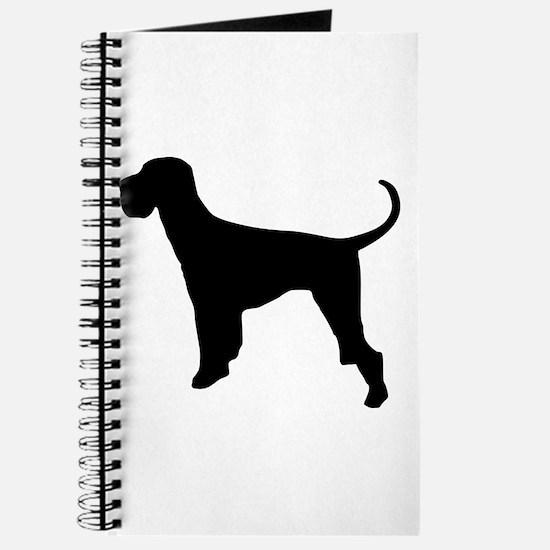 Dog Giant Schnauzer Journal