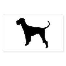 Dog Giant Schnauzer Decal
